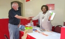 2011, October - Dictionary Reception at Air Malawi - Blantyre