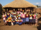 2011, October - Distribution by Marianciuk Family - Lake Chilwa